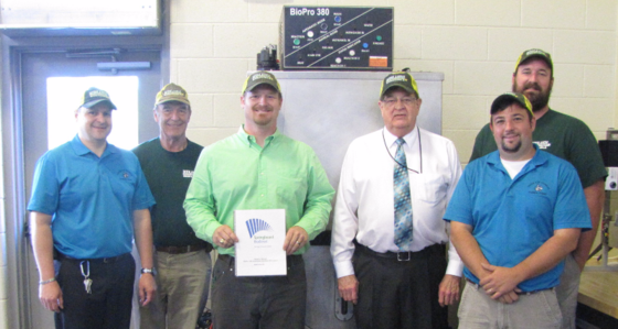 Green Energy Biofuel donates a $15,000 Biodiesel Processor to a Local S.C. School